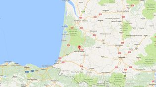Killian, un garçon de 4 ans dénutri et violenté par ses parents, est mort à Mont-de-Marsan (Landes) en 2010. (GOOGLE MAPS)