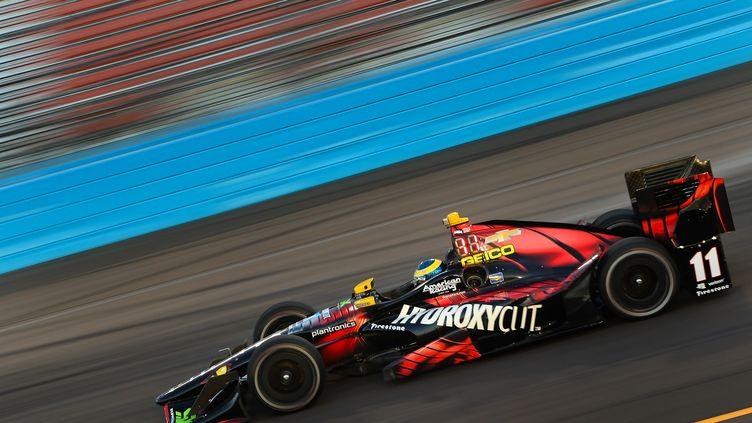 Sébastien Bourdais (KSVH Racing) (CHRISTIAN PETERSEN / GETTY IMAGES NORTH AMERICA)