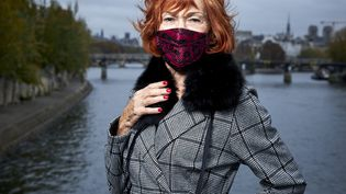 Linda, autrice deL'ange de Pigalle. (BRUNO LEVY)