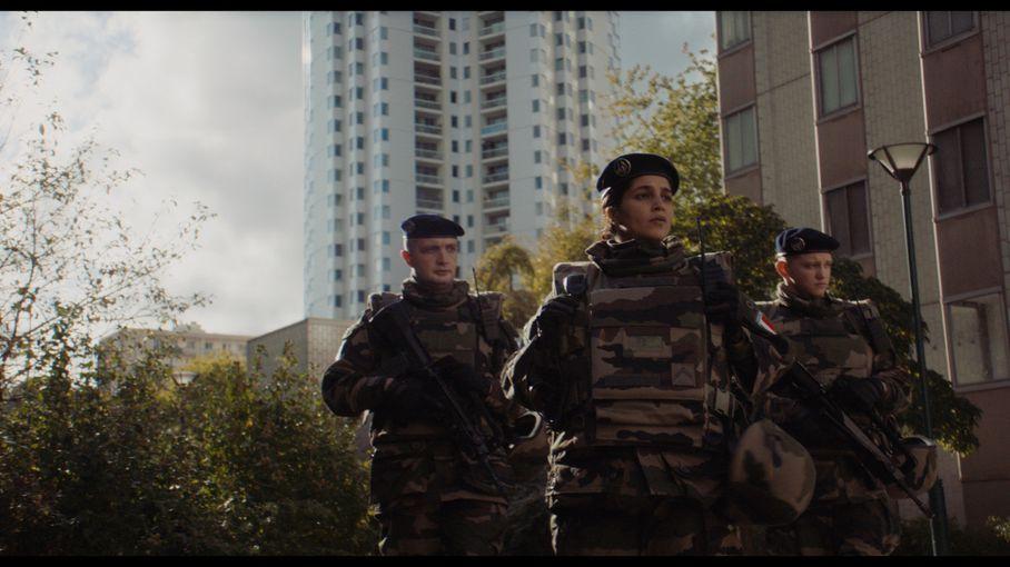 """Cinéma : au cœur de l'opération Sentinelle avec """"La Troisième guerre"""""""