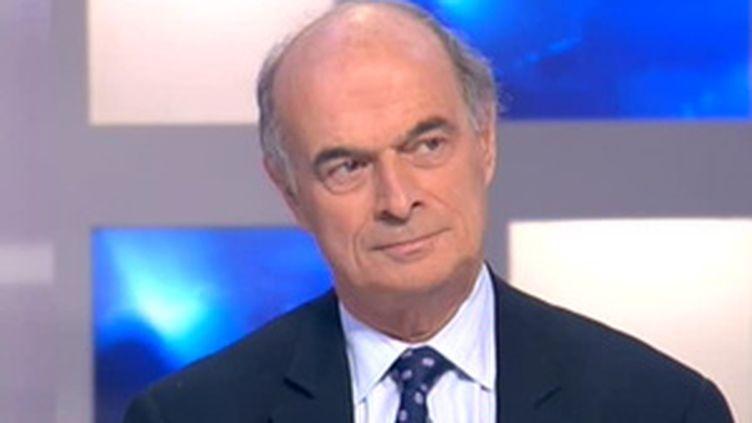 Pierre Gadonneix, PDG d'EDF (France 3)