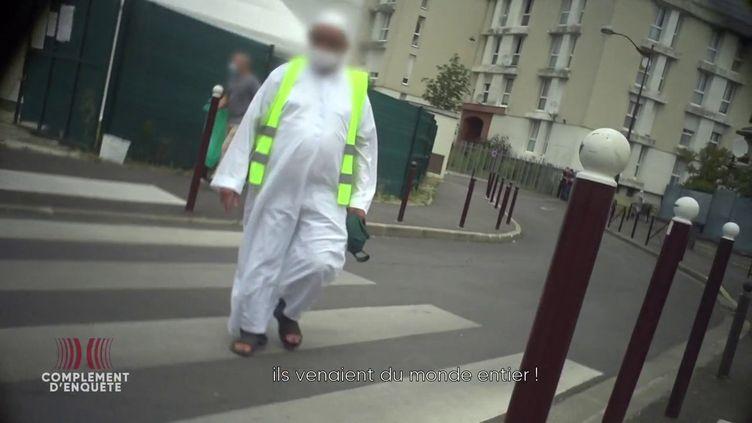 """""""Je ne sais pas si elle est vivante ou morte"""" : le père d'Hayat Boumeddiene se dit sans nouvelles d'elle depuis deux ans (COMPLÉMENT D'ENQUÊTE/FRANCE 2)"""