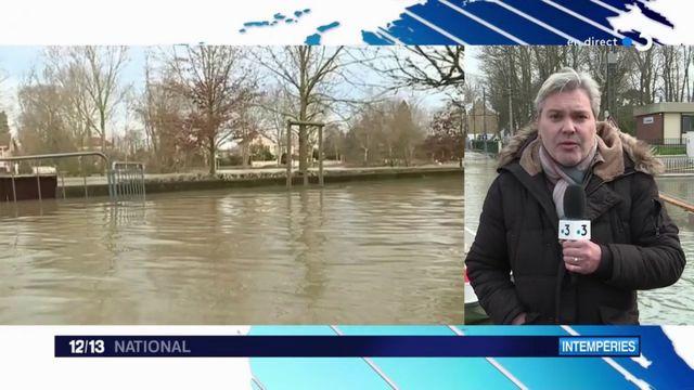 Inondations : à Gournay-sur-Marne, de nouvelles précipitations attendues samedi