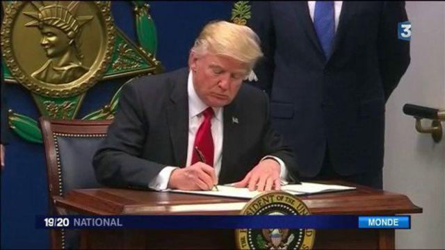 Donald Trump : la suspension de son décret migratoire maintenue
