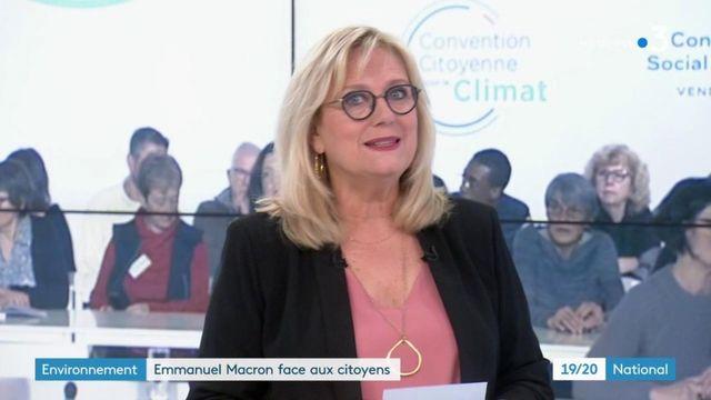 Environnement : Emmanuel Macron attendu face aux citoyens
