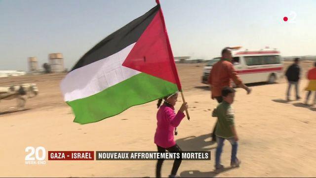 Gaza-Israël : nouveaux affrontements mortels