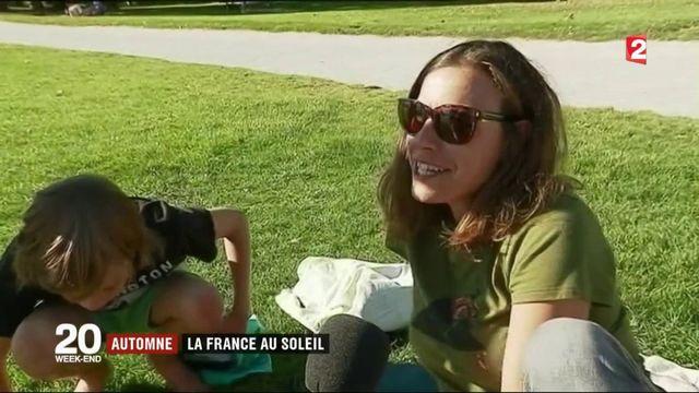 Météo : la France au soleil