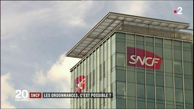 SNCF : ordonnance ou projet de loi classique ?