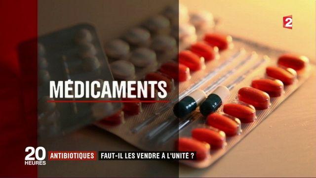 Santé : faut-il vendre les antibiotiques à l'unité pour combler le trou de la Sécurité sociale?