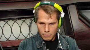 Qu'écoute au casque Shepard Fairey, alias Obey ?  (Sipa)