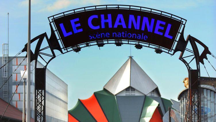 """Francis Peduzzi, directeurdu Channel, un théâtre labellisé Scène nationale à Calais attend de""""savoir quelles seront les conditions de réouverture""""pour les théâtres et cinémas. (SEBASTIEN JARRY / MAXPPP)"""
