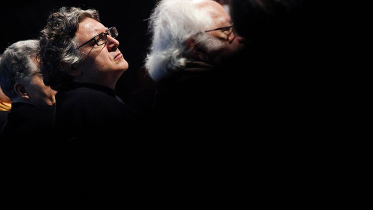 Michel Onfray (2012)  (CHARLY TRIBALLEAU / AFP)