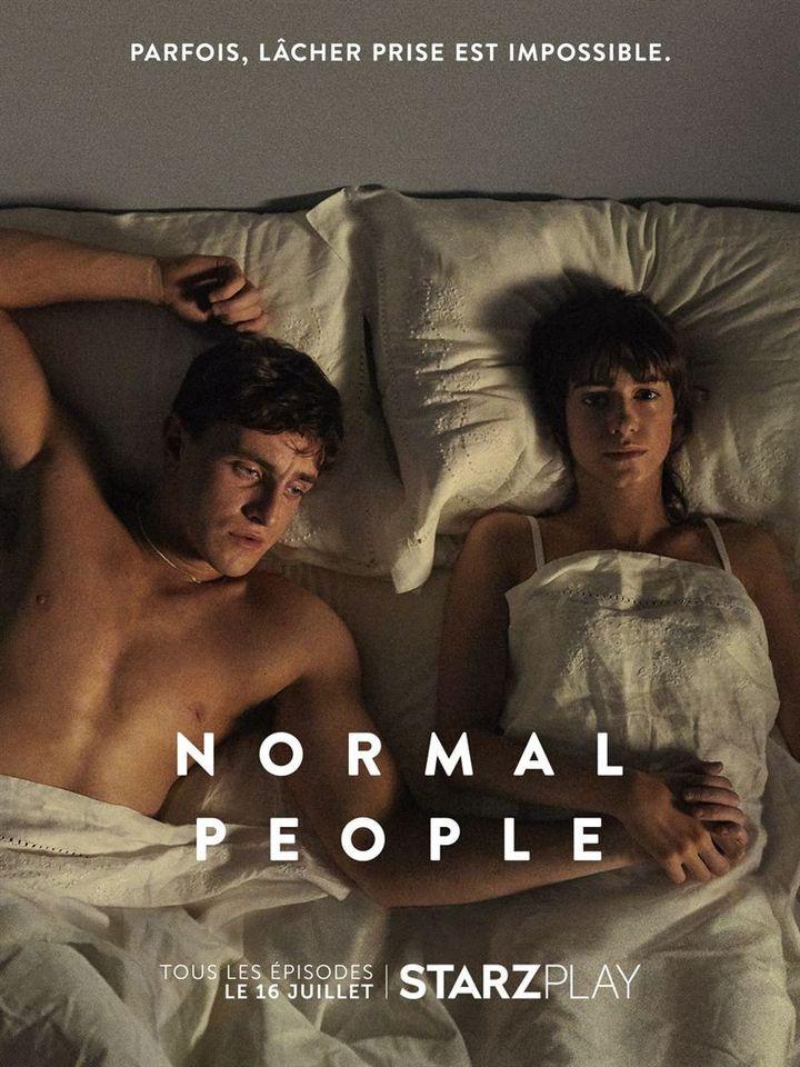 Normal People, la série qui a fait sensation au Royaume-Uni, débarque sur Starzplay le 16 juillet. (STARZPLAY)