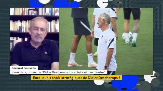 """""""Didier Deschamps, la victoire et rien d'autre"""", un ouvrage pour comprendre la mentalité du sélectionneur des Bleus"""