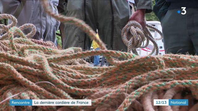 Rencontre : la dernière cordière de France