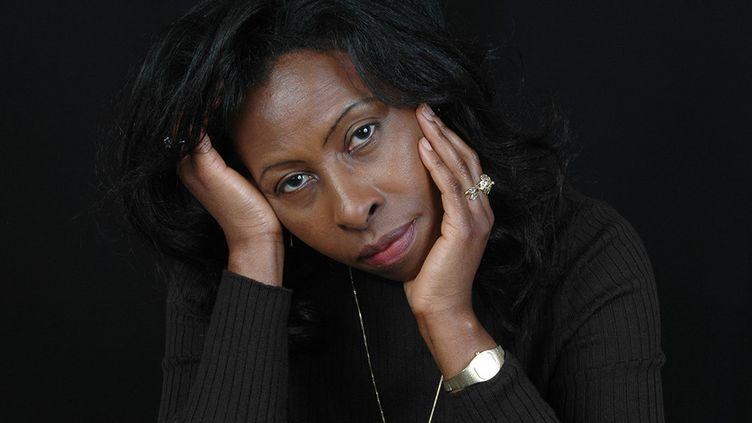 """La romancière Scholastique Mukasonga publie """"Coeur tambour"""" (Gallimard)  (C Hélie / Gallimard)"""