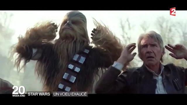 Star Wars : le dernier voeu exaucé d'un américain en phase terminale
