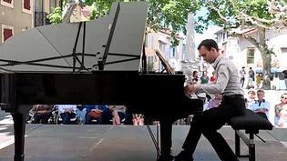 Déambulation musicale à la Roque d'Anthéron, un avant-goût au festival international de piano  (France 3 / Culturebox)