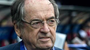Noël LeGraët, président de la Fédération française de football. (FRED TANNEAU / AFP)