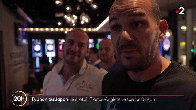 Coupe du Monde de rugby : le désarroi des fans après l'annulation de France-Angleterre