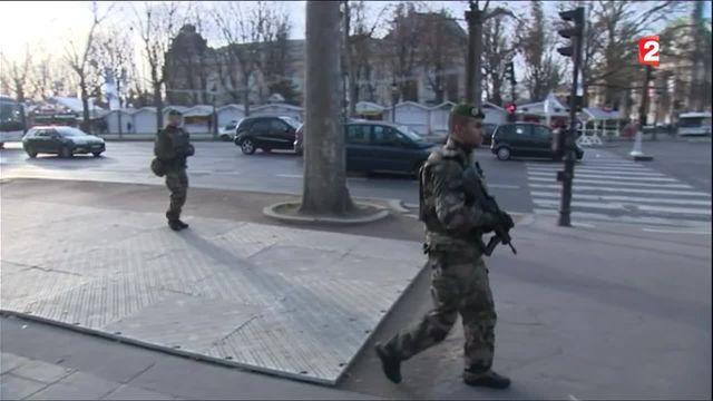 Sécurité : vers des vigiles armés