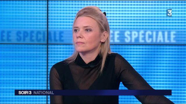 """Aude Lancelin critique le """"durcissement de la situation"""" dans les médias"""