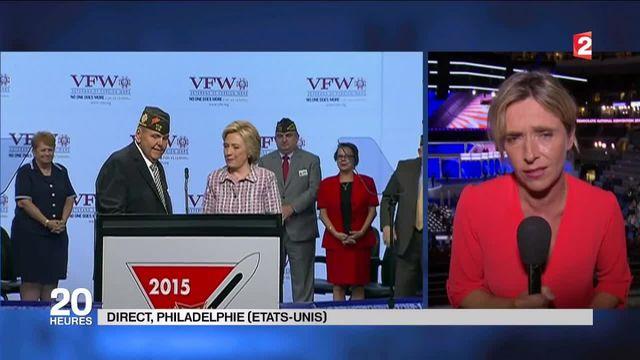 Hillary Clinton fragilisée par la convention démocrate ?