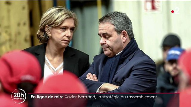 Présidentielle 2022 : à droite, Xavier Bertrand tente un rapprochement avec Les Républicains