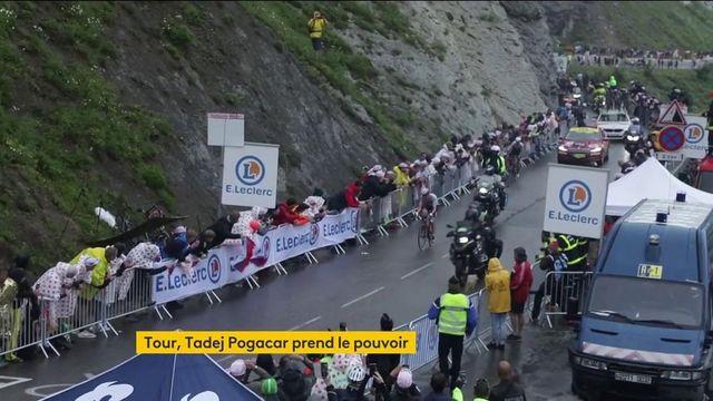 Tour de France : le public au rendez-vous pour la première épreuve de montagne