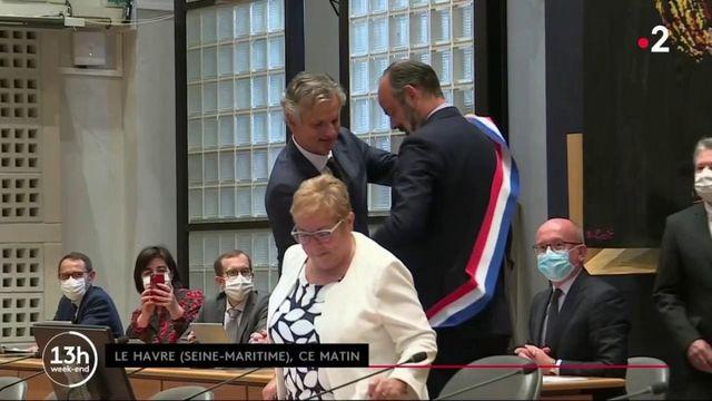 Le Havre : Édouard Philippe investi maire