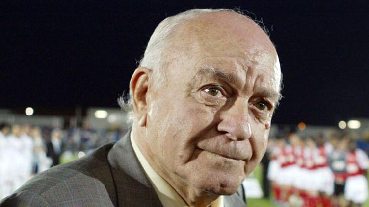 Alfredo Di Stefano, l'ancien joueur du Real Madrid
