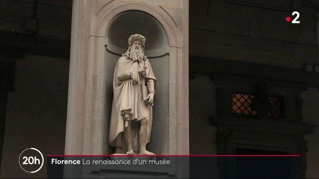 Italie : à Florence, la Galerie des Offices rouvre ses portes