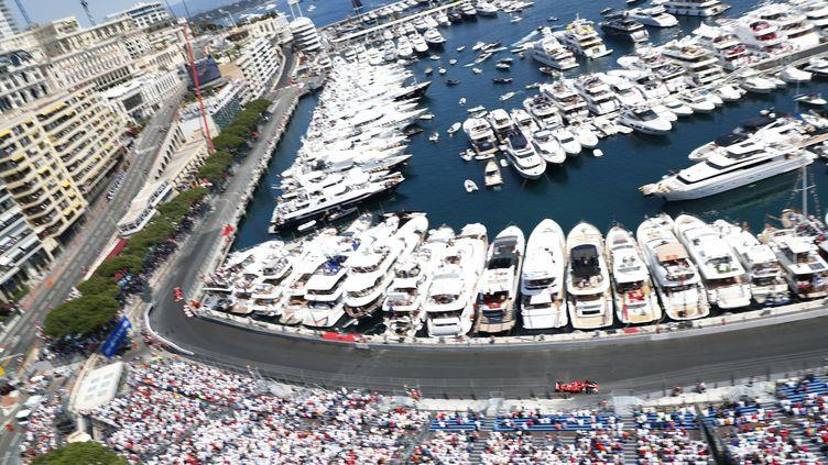 Le GP de Monaco offre un cadre exceptionnel. (HOCH ZWEI / HOCH ZWEI)