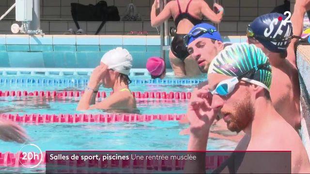 Déconfinement : les salles de sport et piscines désormais accessibles à tous