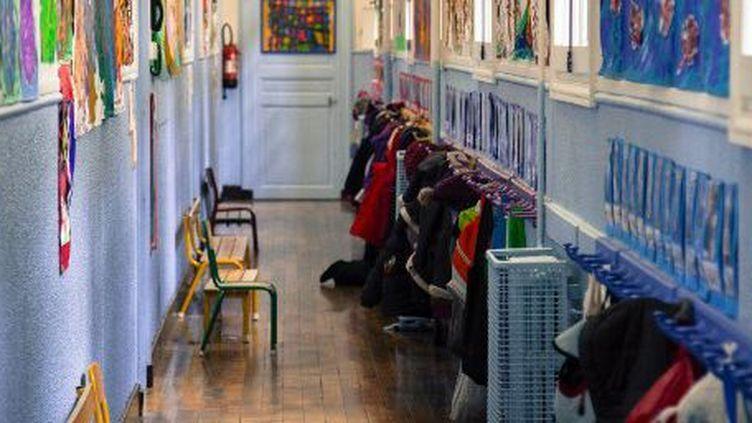 Une école maternelle (HUMBERT / BSIP)