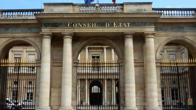 Le conseil d'Etat à Paris? (OLIVIER BÉNIS / RADIO FRANCE)