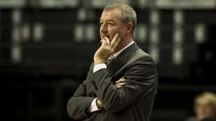 L'entraîneur de Chalon Greg Beugnot