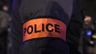 Police (photo d'illustration). (BERTRAND GUAY / AFP)