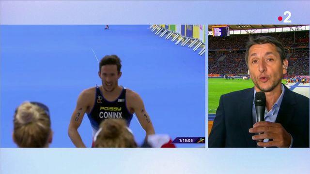 Athlétisme : une cinquième médaille pour les Français