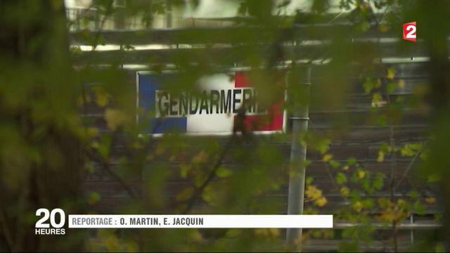 Isère : une gendarmerie incendie