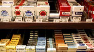 Le régime fiscal des tabacs pose problème en corse (GAEL CORNIER / MAXPPP)