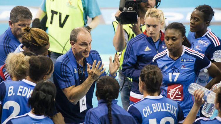Les Françaises ont battu deux fois la Slovénie pour se qualifier pour les Mondiaux 2015