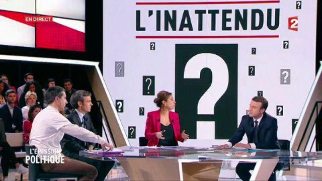 Echange tendu entre François Ruffin et Emmanuel Macron