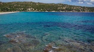Grèce, mai 2016 - Péninsule de Sithonia située en Chalcidique à l'est de Thessalonique entre Kassandra et le Mont Athos.  (SIMON DAVAL / MAXPPP)