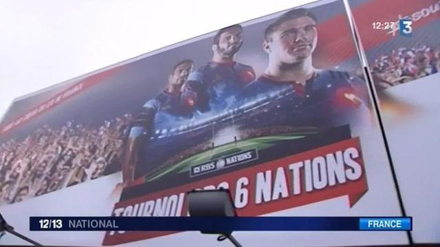 Rugby : France - Italie, une rencontre sous haute surveillance