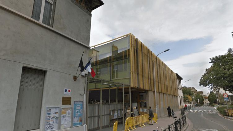 Une école de Courbevoie, dans laquelle l'animateur jugé à Nanterre pour agressions sexuelles et viol sur mineurs était employé au moment des faits. (GOOGLE MAPS)