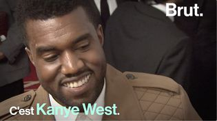 VIDEO. Controversé, talentueux… On vous raconte l'histoire de Kanye West (BRUT)
