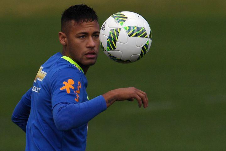 Le Brésil compte beaucoup sur son leader Neymar