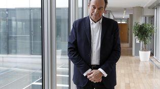Xavier Couture, homme de télévision. Ex-numéro 2 de France Télévisions et ancien de TF1 et de Canal+. (FRANCOIS GUILLOT / AFP)