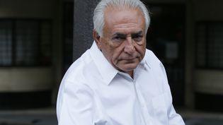 L'ancien président du FMI Dominique Strauss-Kahn à Paris, le 12 juin 2015. (GONZALO FUENTES / REUTERS)